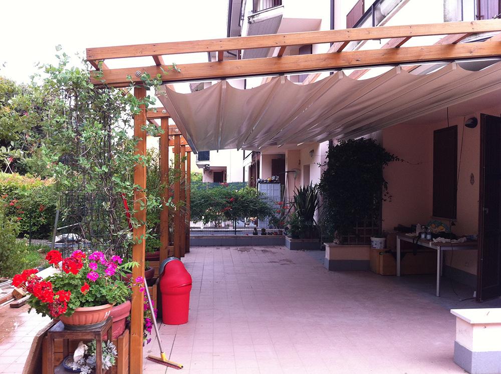 Tende per pergolati  Tendasol Brescia  Bergamo  MIlano