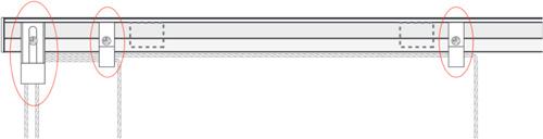 Le tende a pannelli scorrevoli si possono montare a parete o a soffitto e sono adatte per finestre e portefinestre soprattutto di ampie. Come Montare Una Tenda A Pacchetto