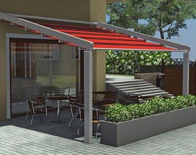 Tende da sole per terrazzi in vendita in arredamento e casalinghi: Punto Tenda Vendita Tende Da Sole Modena E Provincia A Veranda