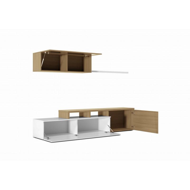 ensemble meuble de tele nexia simple ou
