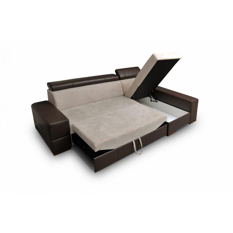 Canape Pouf Convertible Maison Design