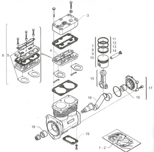 Chevy Pickup 350 Engine Exploded View Diagram 600 Chevy