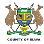 County Government of Siaya Tender