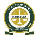 TENDER NOTICE - Judiciary