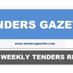 Tenders Gazette June 18 2021 copy