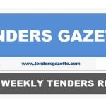 Tenders Gazette June 25 2021 copy