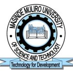 Masinde Muliro University TENDER JULY 2021