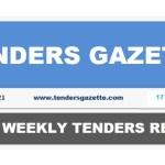Tenders Gazette September 17 2021 copy