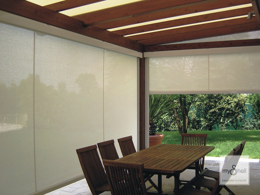 Le tende non sono soltanto un ottimo decoro per finestra ma soprattutto uno strumento utile per filtrare i raggi del sole che colpiscono direttamente la nostra stanza. Prodotti Tendeverona
