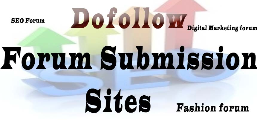 Top 300+ High DA Forum Submission Sites List 2019 | TendToRead
