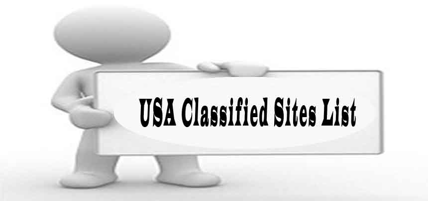 Top 200+ Free High DA USA Classified Submission Sites List | TendToRead