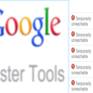 How to fix Temporarily unreachable in Google Webmaster