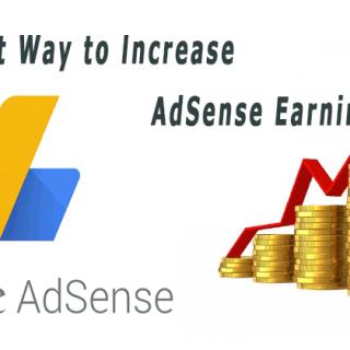 how to increase adsense earnings