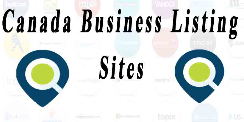 Top 101+ Canada Business Listing Sites Directory 2019