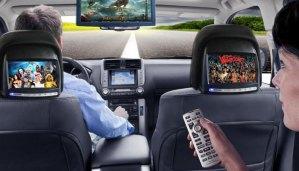 Auto audio ja multimeedia paigaldus