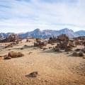 Teide Landschaft Teneriffa