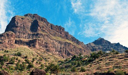 Wandern im Teno Gebirge