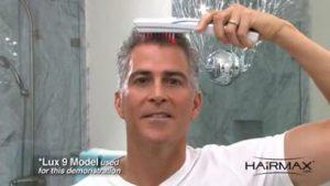 HairMax LaserComb Advanced 7