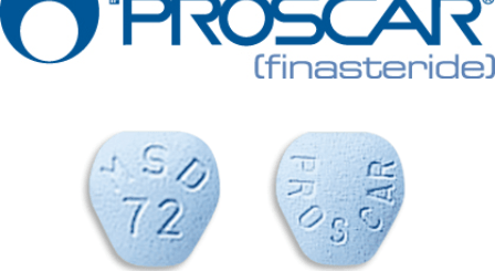 Finasteride - proscar