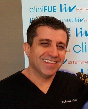 Doctor Hamid Aydin - Injerto Capilar Turquia - Clinifue Turquia