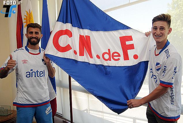Tenfield.com » Peruzzi y Waller con la tricolor
