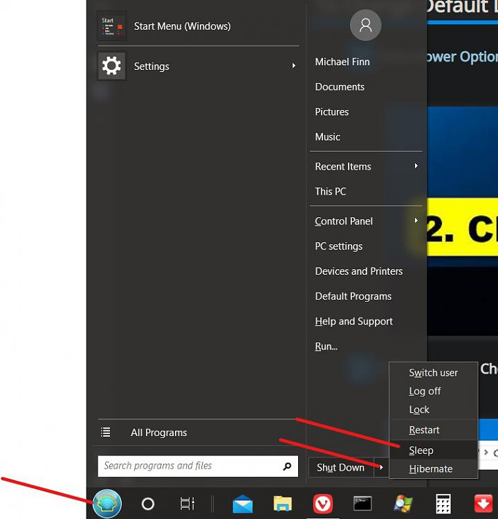 Why won't my laptop *sleep* anymore? Solved - Windows 10 ...