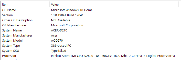 Let's run Win10 on really really old hardware - Page 74 - Windows 10 Forums
