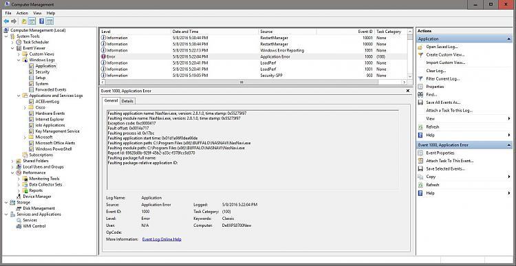 Buffalo NAS Navagator 2.82 Connection Errors Solved