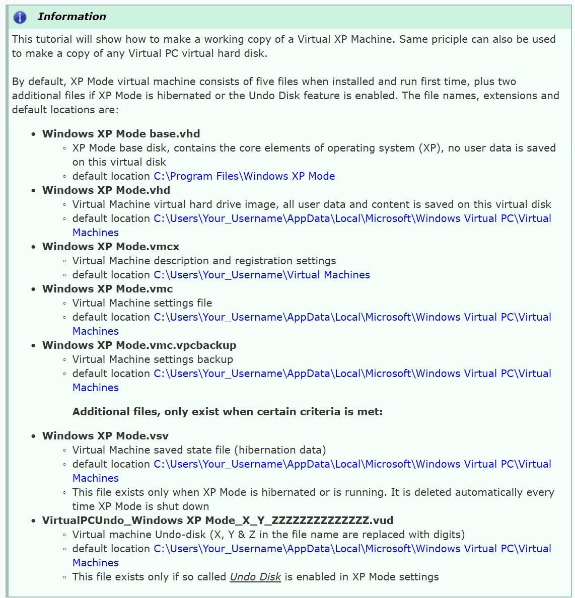 Import Windows XP Mode from Windows 7 to Windows 10   Tutorials