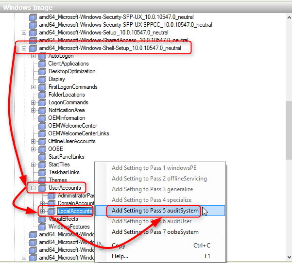 Customize Windows 10 Image in Audit Mode with Sysprep - Page 38 - | Tutorials