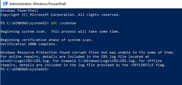 Update ERROR (KB4346783) 0x80073701 - Windows 10 Forums