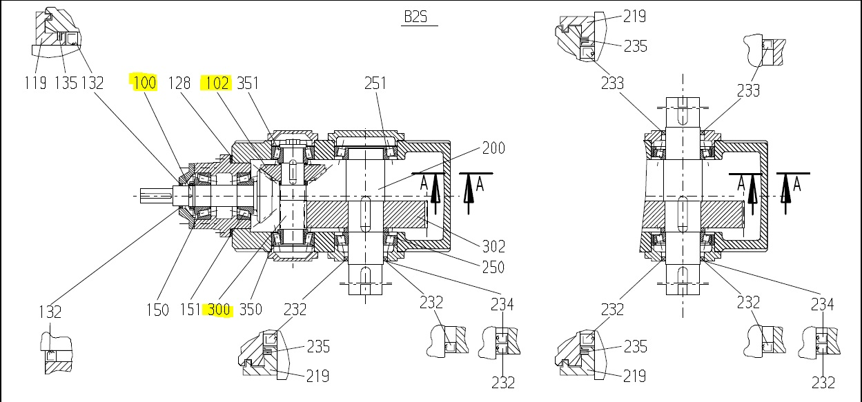 The Necessary Info For Pricing Of The Flender Gearbox
