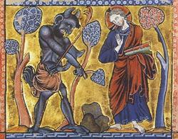 El demonio es protestante