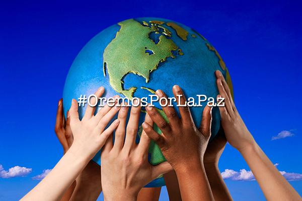 #OremosPorLaPaz