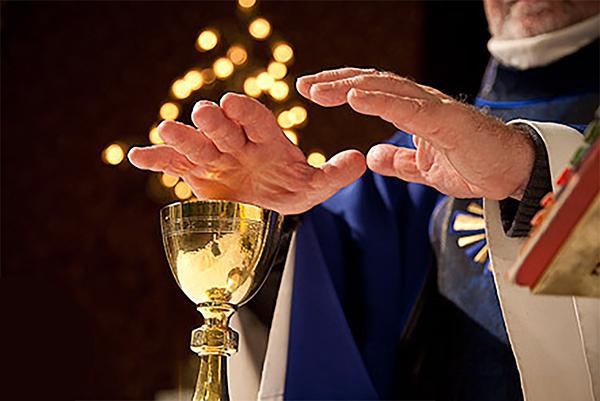 Celebremos la Misa: la Epíclesis