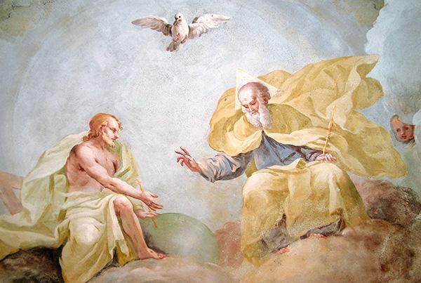 La coraza de San Patricio