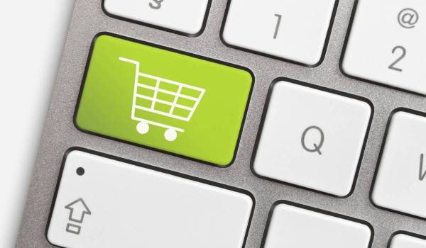Web e-commerce shop