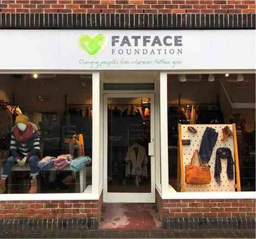 FatFace Foundation Charity Shop
