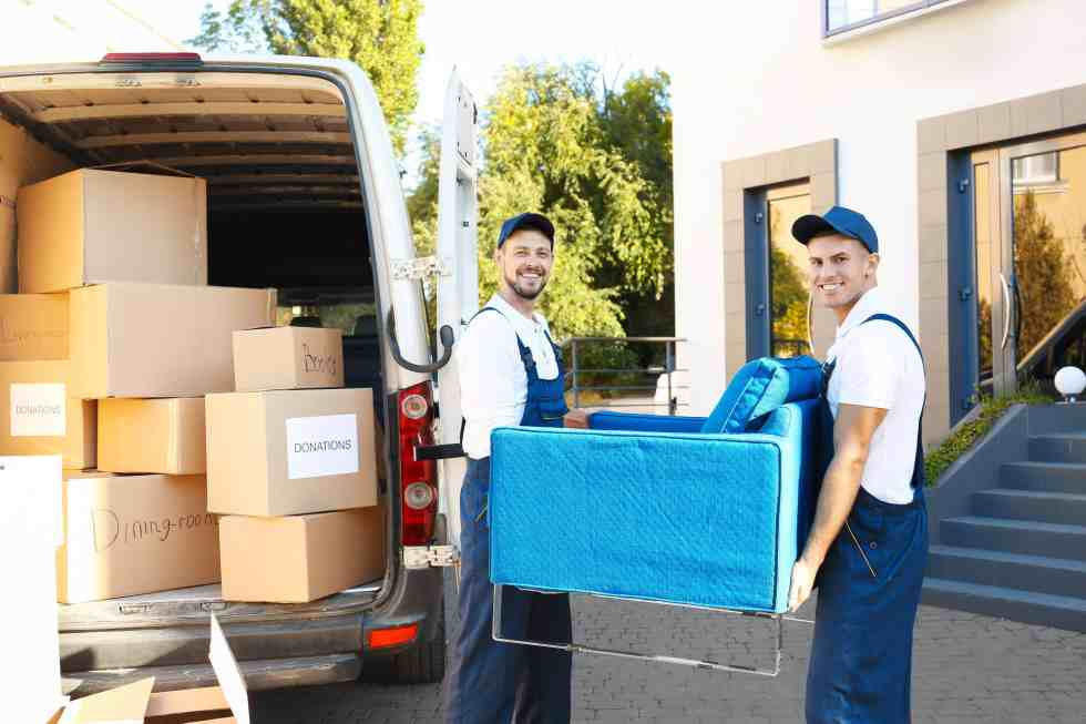 Charity Deliveries and Collections Software