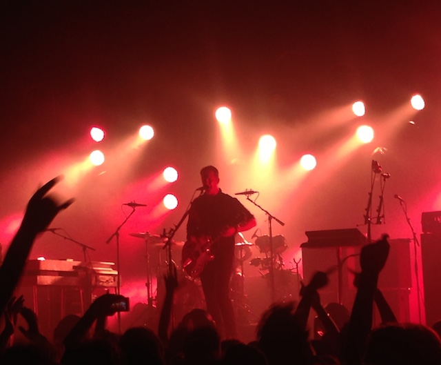 Queens of the Stone Age Resenha: Queens of The Stone Age em São Paulo