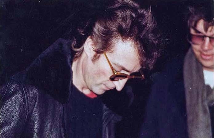John Lennon e seu assassino, Mark David Chapman