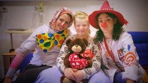 Clowns Ospedale Pertini