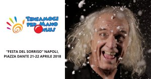 Festa del sorriso Napoli