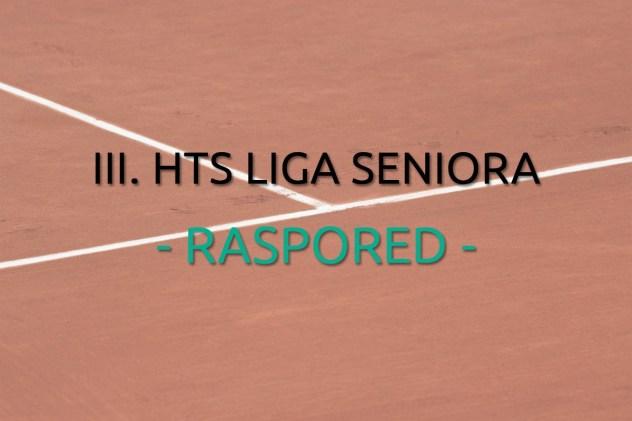 III. HTS Liga seniora
