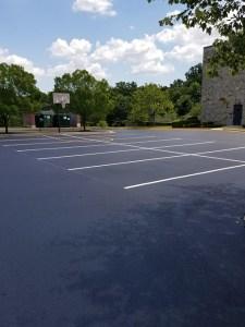 Asphalt Parking Lot Maintenance