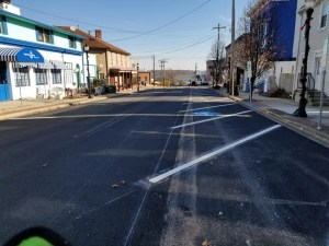 Thermoplastic Road Marking vs. Cold Paint