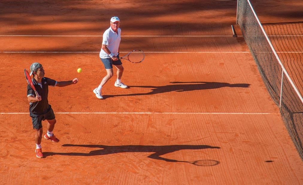 Pistas de tenis y pádel de alquiler cerca de Marbella