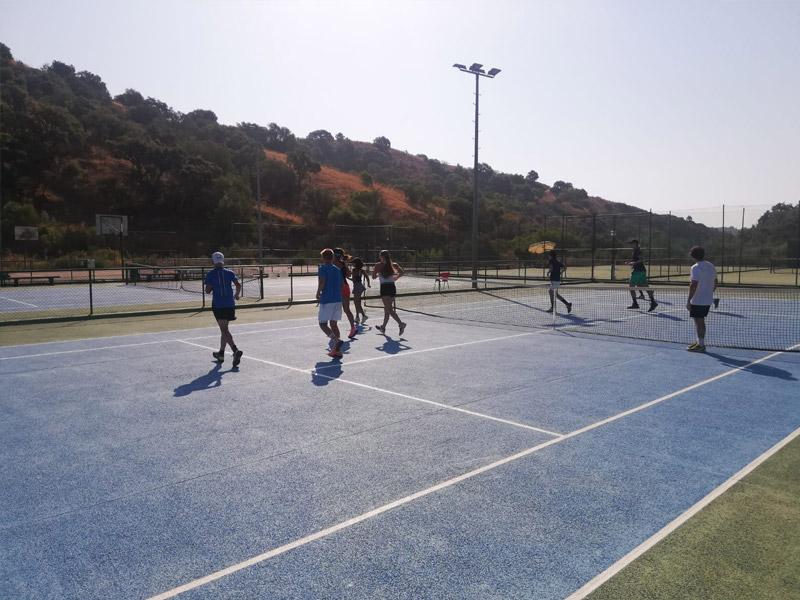 Estamos entre las mejores academias de tenis del mundo