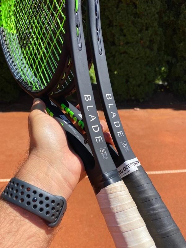 hustota tenisovy vyplet
