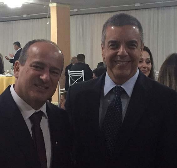 Presidente da FPT prestigia posse da nova diretoria da Associação Esportiva São José